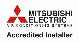 mitsubishi logo accreditations