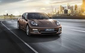 Porsche Panamera Colors - performance polished the panamera platinum edition
