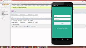 membuat login dengan php di dreamweaver tutorial android membuat login di android dengan php mysql