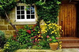small garden design for front yards entryway gardens