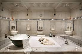 Ottoman Baths Turkish Bath Hamam Taps Sauna Marble Nature Fusion