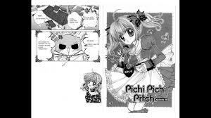 mermaid melody manga 18 youtube