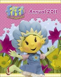 fifi flowertots annual 2011 harpercollins publishers