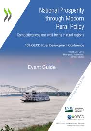 Usda Rual Development by Oecd Rural Conference Memphis 19 21 May 2015 Event Guide