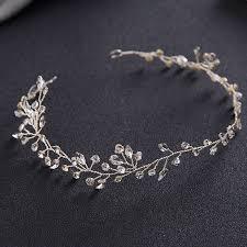 rhinestone headbands jóia do cabelo para as mulheres de luxo delicado cristal