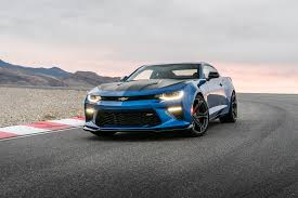 2017 chevrolet camaro v 6 1le and ss 1le street and track review