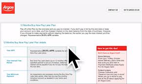 how to apply for the argos card uk application renewals