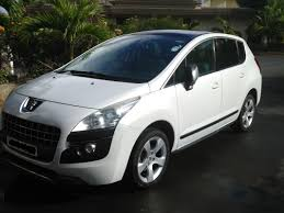 used peugeot suv for sale used peugeot 3008 2010 3008 for sale tamarin peugeot 3008
