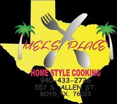 mel u0027s place home boyd texas menu prices restaurant