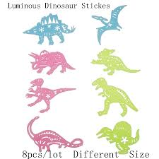 online buy wholesale dinosaur wall sticker from china dinosaur wall sticker diy poster luminous stickers hollow dinosaur wall stickers fluorescent wall stickers for kids rooms