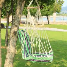 Tree Hanging Hammock Chair Adecotrading Tree Hanging Suspended Indooroutdoor Hammock Chair