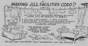 anti trans bathroom propaganda has roots in racial segregation