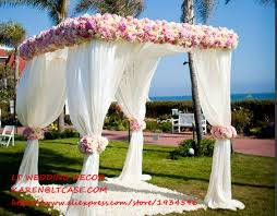 wedding arches square adjustable 3 3 3m square crossbar of wedding piping