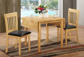 Dining Room Tables With Leaf by Drop Leaf Dining Table For Different Style Homes Michalski Design
