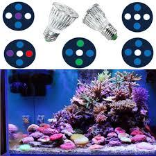 best lighting for corals par 30 15w led aquarium lights full spectrum e27 led reef corals