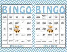 baby shower bingo 100 teddy baby shower bingo cards 30 prefilled bingo cards