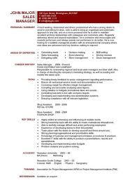 cv help sales manager resume resume badak