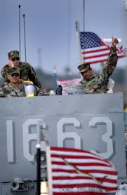 Saipan Flag File Us Navy 050126 N 6939m 009 Landing Craft Utility Lcu 1663