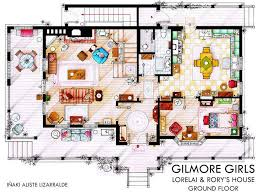 amazing floor plans this artist has created amazing floor plans for all your favourite