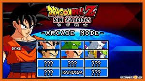 dragon ball mini warriors download dbzgames org