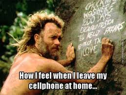 Meme Cell Phone - it s back to the stone age without my cellphone imglulz funny
