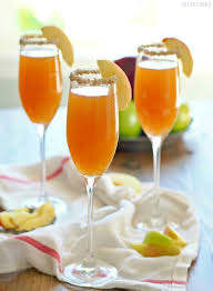 apple cider mimosas the cookie rookie