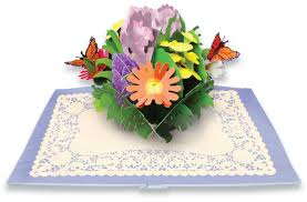 Beautiful Bouquet Of Flowers Paper Blossoms A Book Of Beautiful Bouquets For The Table Ray