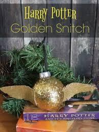 harry potter golden snitch ornament savings lifestyle