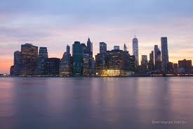 manhattan skyline photo of the day downtown manhattan at dusk best regards from far