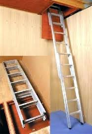 insulated attic ladder u2013 boothify me