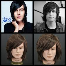 enrique iglesias hair tutorial kellin quinn inspired haircut tutorial thesalonguy youtube