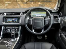 range rover sport interior range rover sport review with the trendy velar upcoming is this