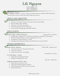 Job Resume Blank Template by 100 Demo Cover Letter Animation Resume Resume For Your Job