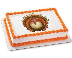 thanksgiving cake decorating supplies cakes