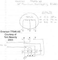 emerson 77648 al wiring pre 1950 antique antique fan