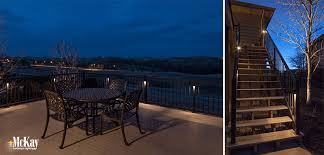 outdoor lighting transform your patio or deck