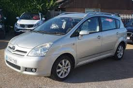 used 2004 toyota corolla verso verso t spirit vvt i for sale in