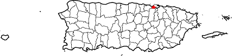 Maps Puerto Rico by