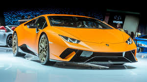 Lamborghini Huracan Design - the lamborghini huracán performante is here top gear