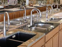 Touch Kitchen Faucet Reviews Sink U0026 Faucet Moen Esrs Arbor With Motionsense One Handle High