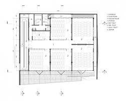 Kindergarten Classroom Floor Plan by St Kristoforus Kindergarten By Chrystalline Artchitect