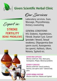 about us givers herbal clinic