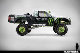 baja truck racing mad media photography featured in racer magazine madmedia