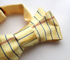 legal pad bow tie yellow lined paper bow tie perfect lawyer