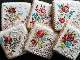 decorated cookies delicate beautifully decorated cookies that look like they are
