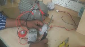 use a timer as centrifugal switch single phase motor connection