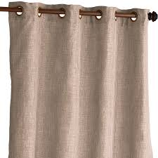 Victoria Classics Curtains Grommet by Shimmer Taupe 108