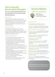 Service Desk Courses Sdi Training Calendar 2014