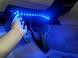 installing led lights in car cars look awesome after installing led lightning and accessories