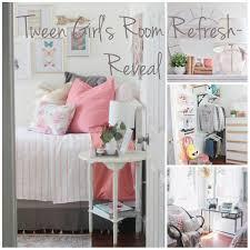 Pre Teens Bedroom Furniture My Daughter U0027s Room Pre Teen Bedroom Refresh Reveal Fearfully